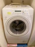 本日限りで退役する三洋アクアの洗濯機「AWD-AQ3000」